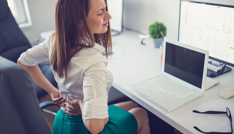 how to stop sciatica when seated