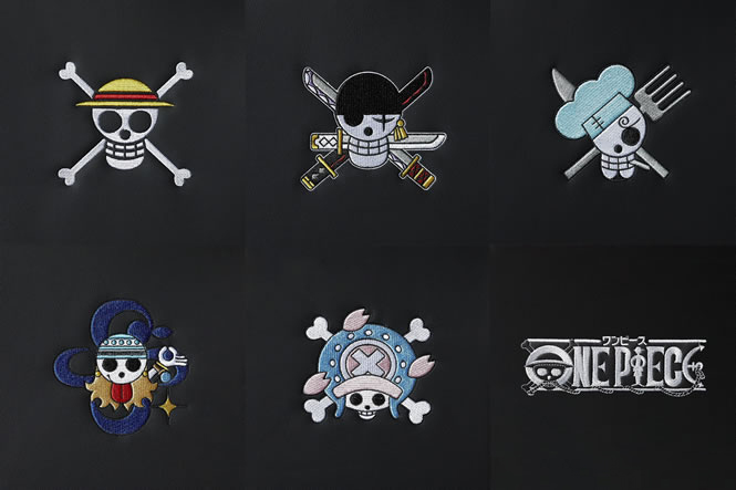 one piece 5 colors