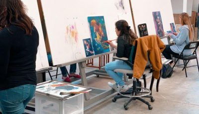 best chair for painting