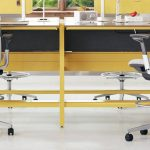 how to make office chair higher