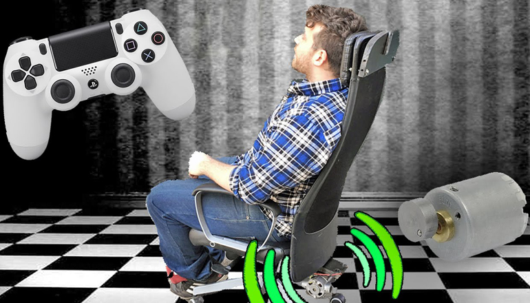 best vibrating gaming chair