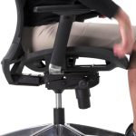 how to fix Office Chair Leans Forward